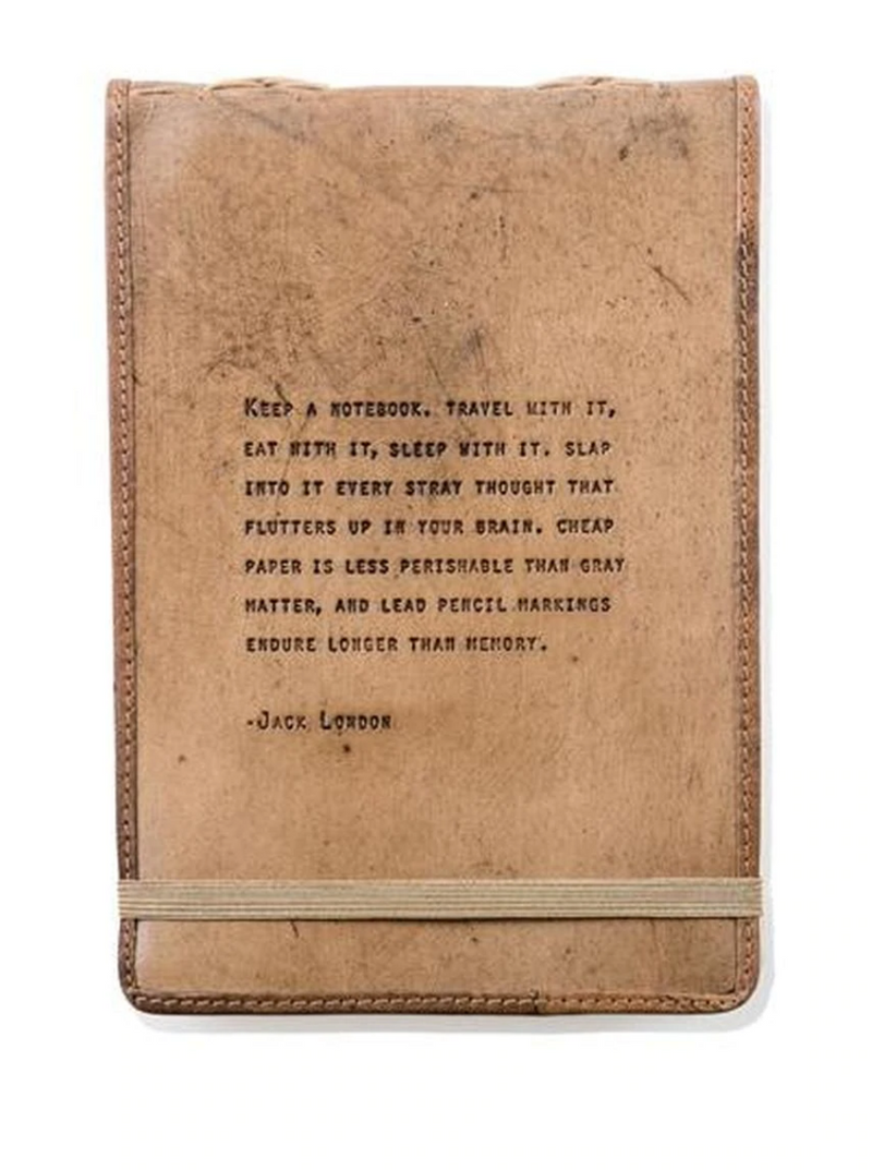 Sugarboo Jack London Journal