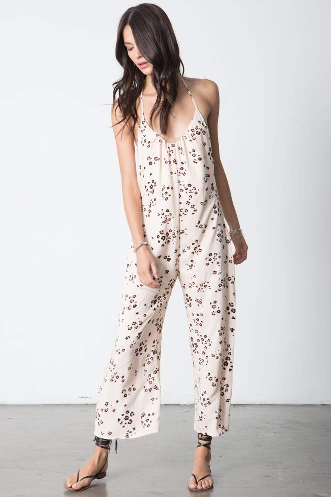 The Seaside Jumpsuit - Wildside