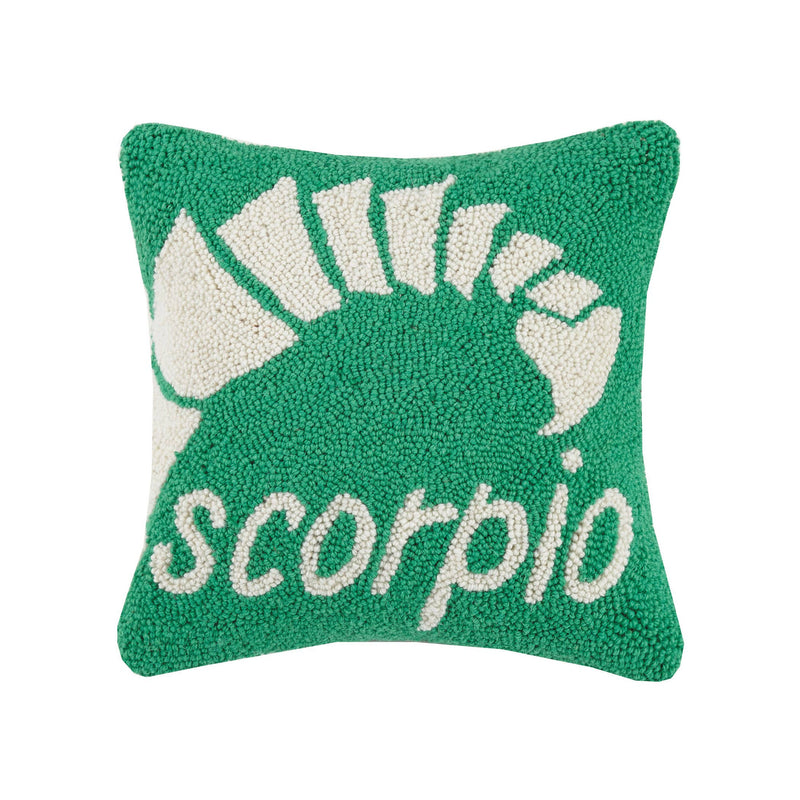 Scorpio Hook Pillow