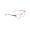 Bixby- Polished Clear Pink - 2.00