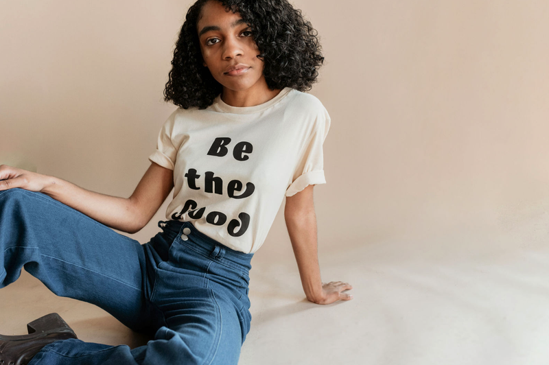 Be the Good Adult Tee