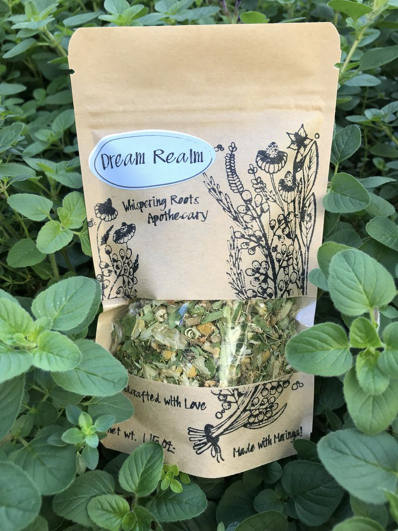 Dream Realm Herbal Tea