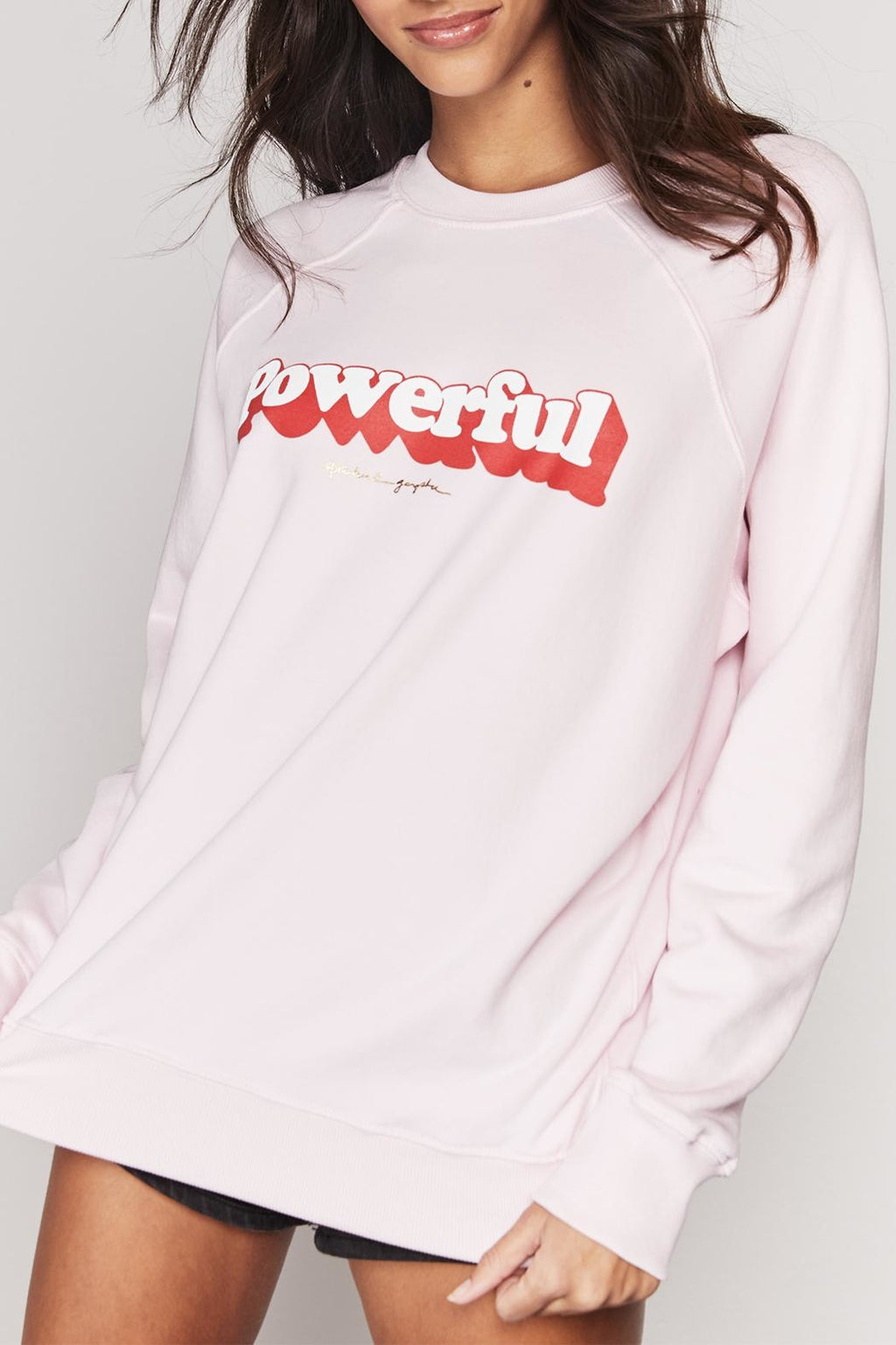 Powerful - Sweatshirt