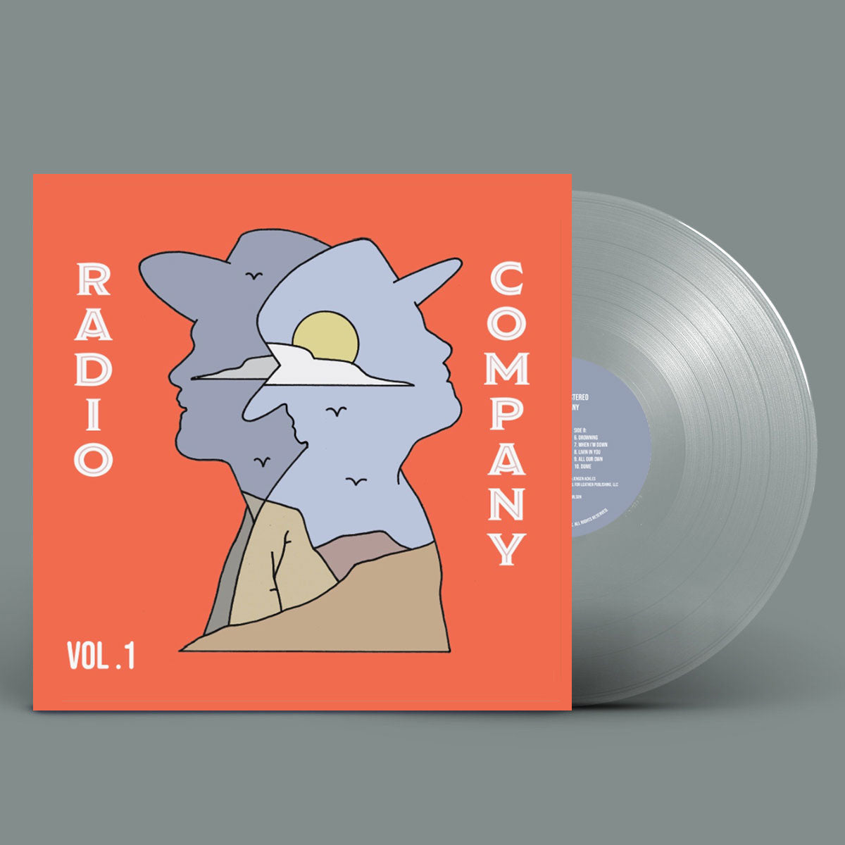 Radio Company - Limited Edition Vinyl Album
