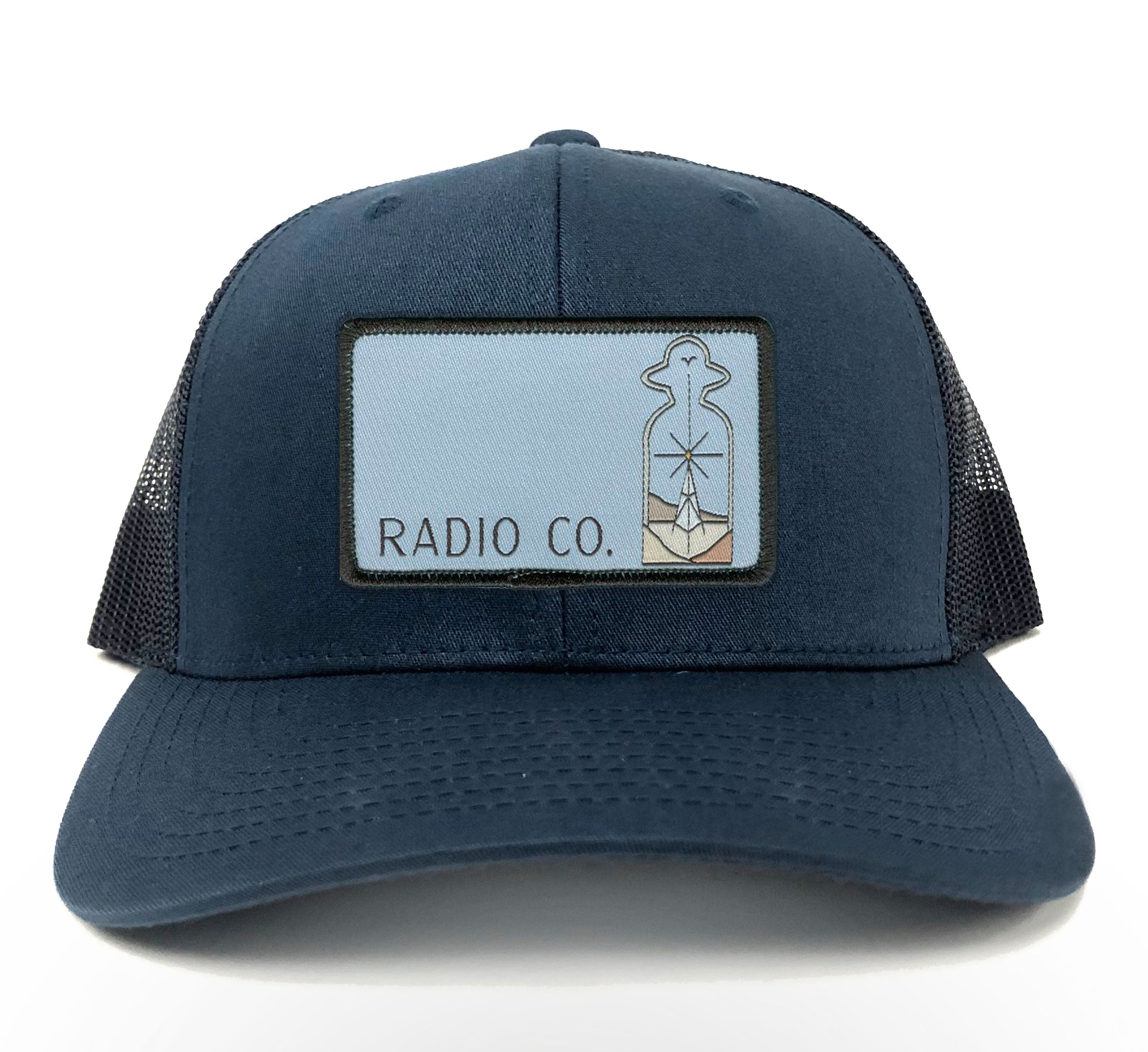 Radio Company Low Profile Trucker Hat