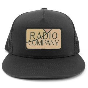 Radio Company Trucker Hat