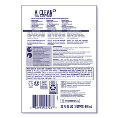 All-purpose Cleaner, Free And Clear, 32 Oz Spray Bottle, 8-carton