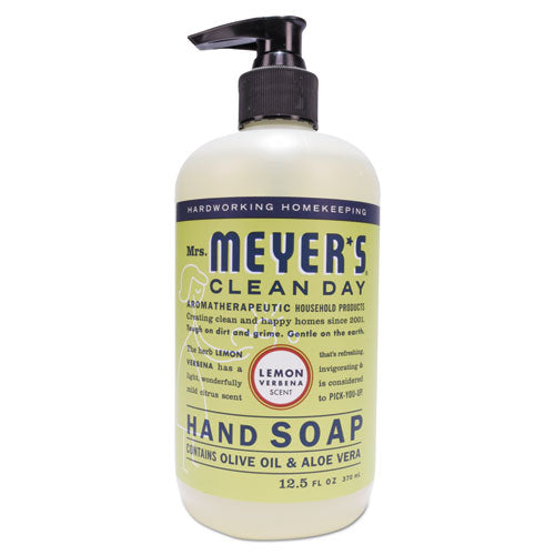 Clean Day Liquid Hand Soap, Lemon Verbena, 12.5 Oz
