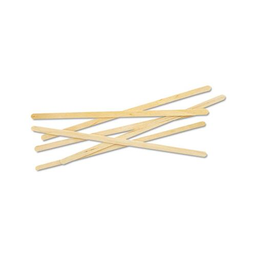 Renewable Wooden Stir Sticks - 7