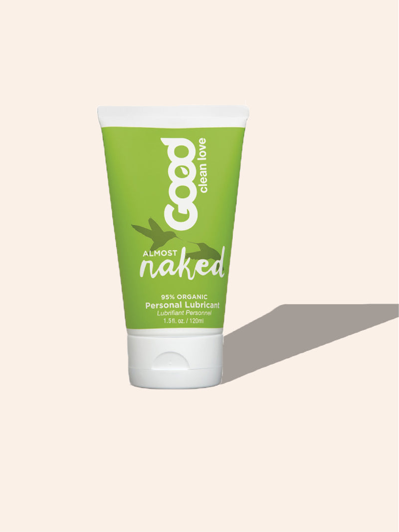 Good Clean Love Almost Naked Organic Lube MMURE
