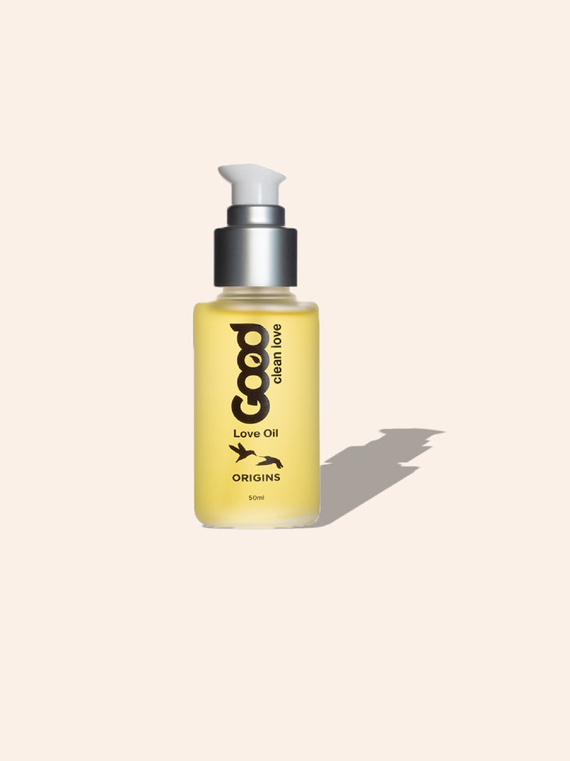 Good Clean Love Origins Love Oil Cruelty Free Aphrodisiac Oil