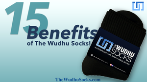 15 Features of The Wudu Socks (Socks for Wudu)