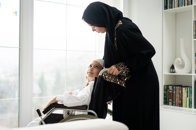A Muslim's Guide to Living With Infirmity