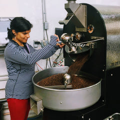 Small-batch Roasting