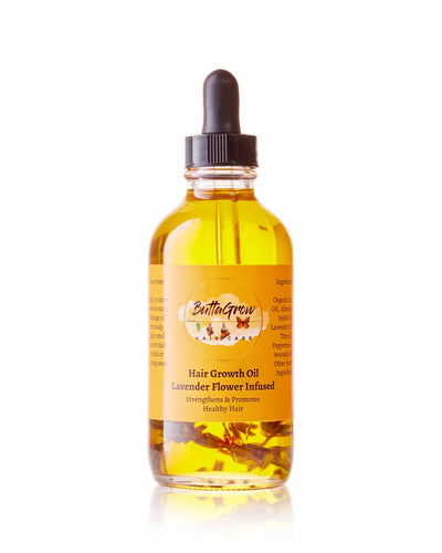 ButtaGrow Lavender Infused Hair Growth Oil