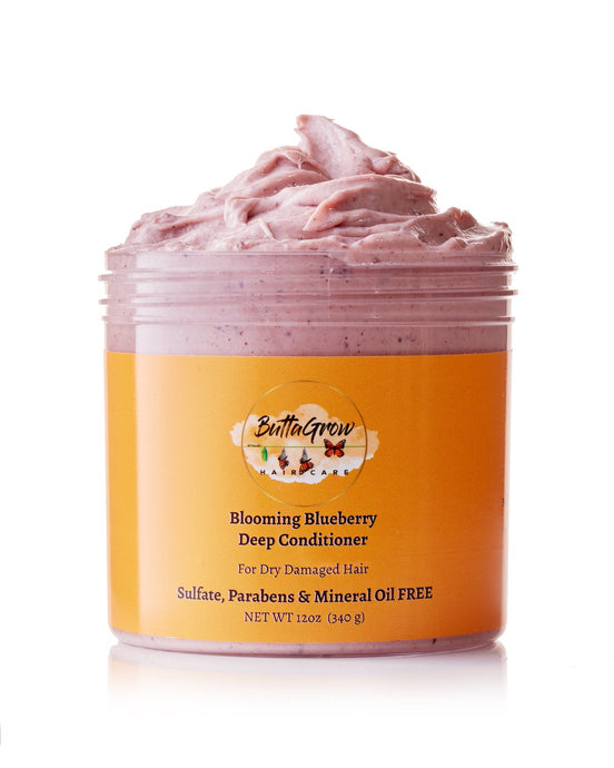 ButtaGrow Blooming Blueberry Deep Conditioner