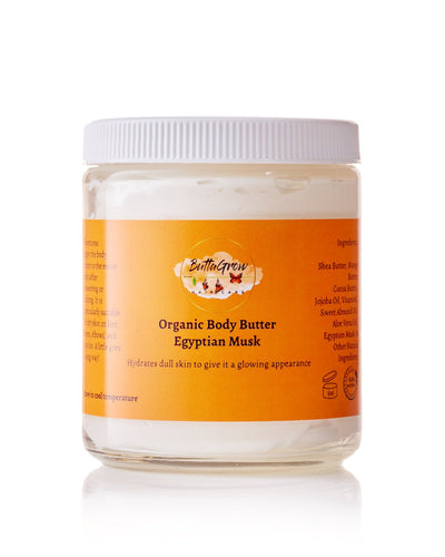 ButtaGrow Egyptian Musk Body Butter