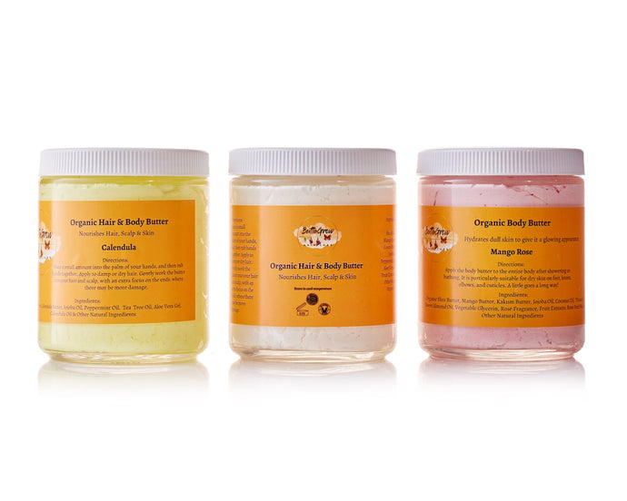 ButtaGrow Whipped Butter Trio