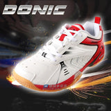 DONIC Table Tennis Shoes for men comfortable professional Ping Pong Sneakers Sport Shoes tenis de mesa