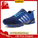 Breathable Running Shoes Fashion Large Size Sports Shoes Popular Men's Casual Shoes Comfortable Women's Sneakers Size 35-47