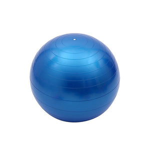 Hot Yoga Ball 45cm Yoga Fitness Ball GYM Pilates Thicken Yoga Balls No Smell Balance Sport Anti-slip for Fitness Training Tool