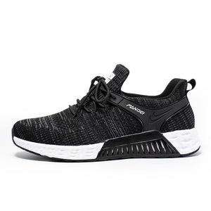 FANDEI Running Shoes for Men Outdoor Sport Shoes Men Cushioning Non-slip Men Sneakers Zapatillas Hombre Deportiva Gym Shoes Men