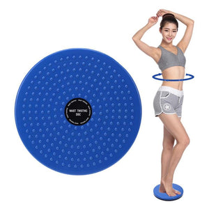Plastic Waist Twisting Disc Board Body Building Fitness Equipment Weight Loss Foot Massage Plate Twister Exercise Gear