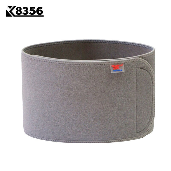 K8356 Sports Waist Support Breathable Fitness Lumbar Support Belt Back Warm Sports Safety Warm Workout Belt Protective Gear