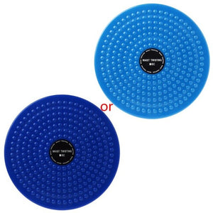 Twist Waist Disc Board Body Building Fitness Slim Twister Plate Exercise Gear