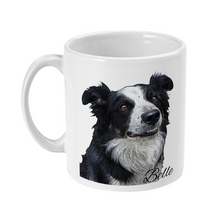 Load image into Gallery viewer, 11oz Ceramic Mug Featuring Your Pet