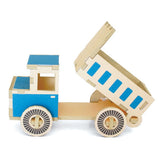 PLAY-DECO Work Vehicles - Dump Truck Pen Holder & Container