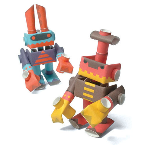 PIPEROID characters - Lift & Pinch