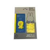 JIGZLE - Dick Bruna - lion