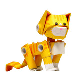 PIPEROID animals - Orange Tabby