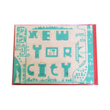 PLAY-DECO Greeting - New York