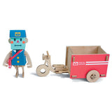 PLAY-DECO - Postman & Wagon