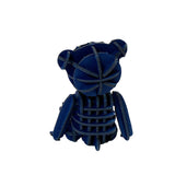 JIGZLE - Teddy Bear (blue)