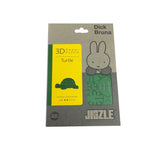 JIGZLE - Dick Bruna - turtle