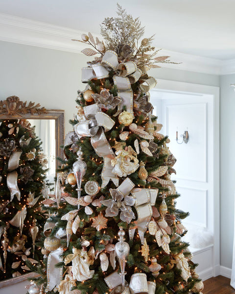 Recipe for a Catalog Christmas Tree