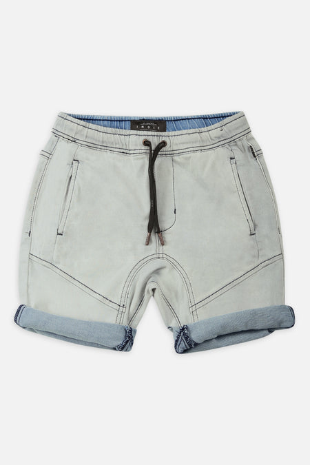 S20 Arched Drifter Short - Light Blue