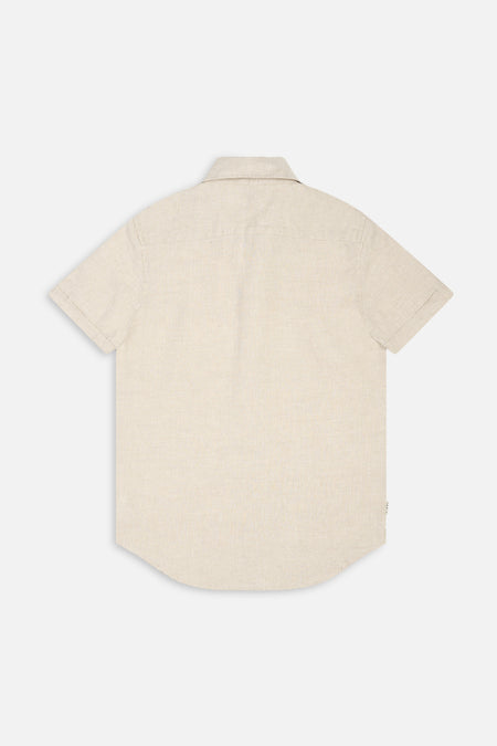 Tennyson Shirt - Oatmeal