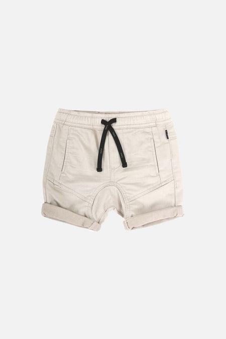 S20 Arched Drifter Short - Stone