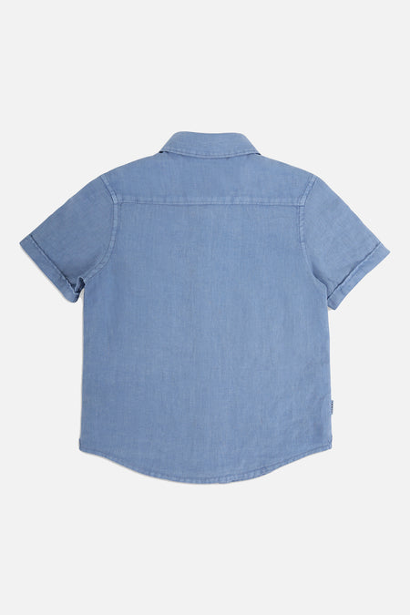 Tennyson Shirt - Od Denim
