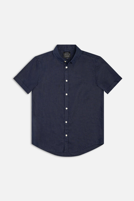 Tennyson Shirt - Navy