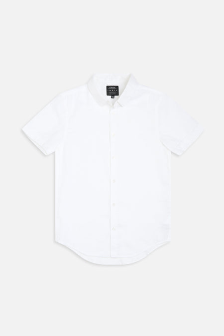 Tennyson Shirt - White