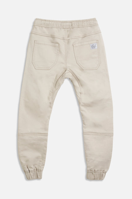 Drifter Cargo Pant - Light Stone