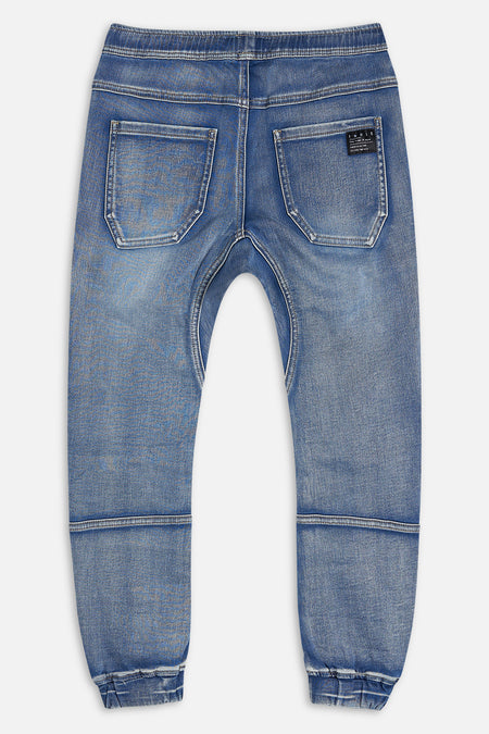 Drifter Cargo Pant - Light Denim