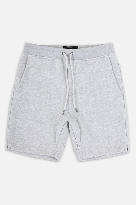 Chevron Short - Light Grey
