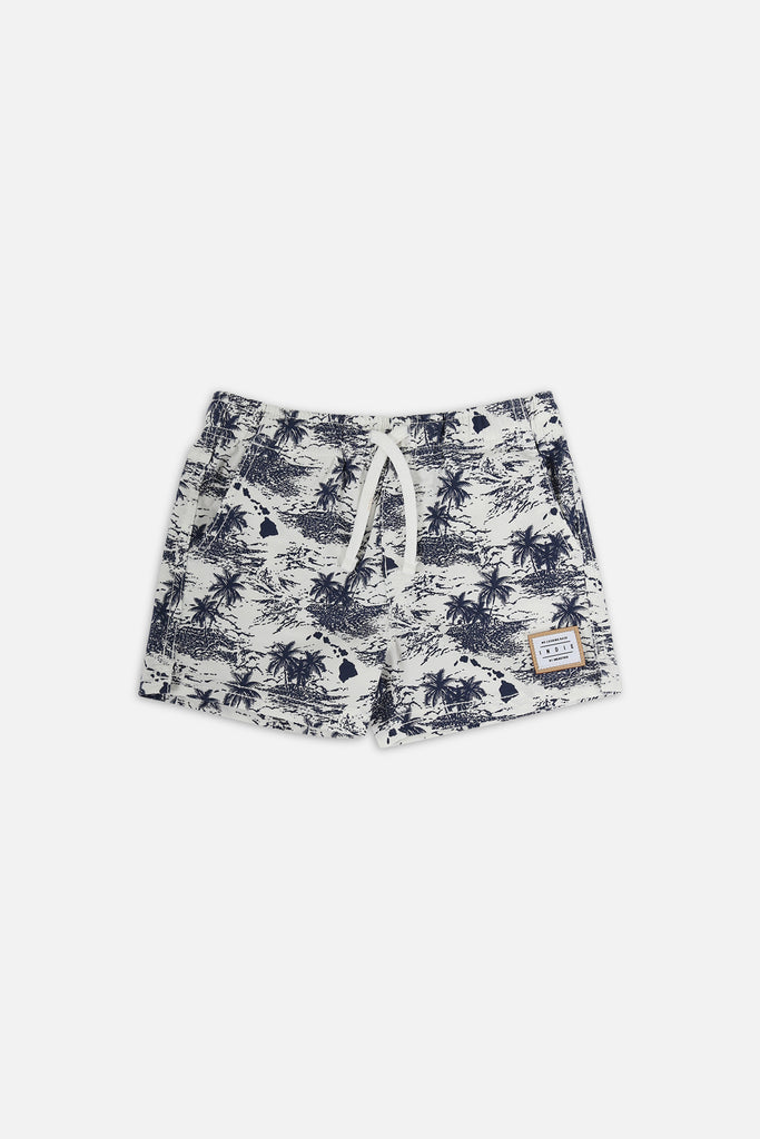 The Ocana Short - White