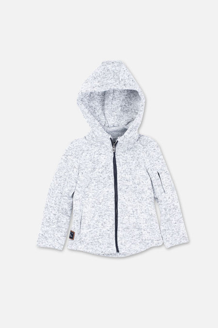 Cradle Hoodie - Light Grey